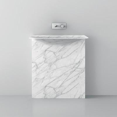 Milestone Teuco lavabos de diseño de pie Tono Bagno Barcelona