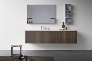 Mobiliario para baños REXA DESIGN - Colección MOODE - Tono Bagno - Barcelona