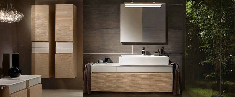 novedades muebles baño 2020, Muebles baño Villeroy&Boch