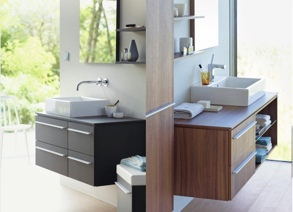 Muebles de ba o minimalistas - Muebles para sanitarios ...