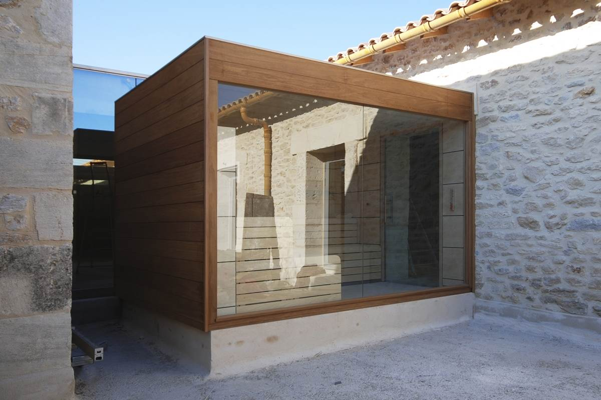 novedades saunas sauna kubik inbeca tono bagno barcelona