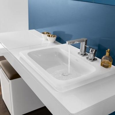 muebles de baño, mobiliario villeroy boch, Tono Bagno, Barcelona