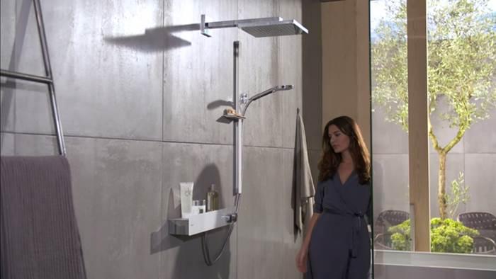 Nuevas duchas Raindance E de Hansgrohe