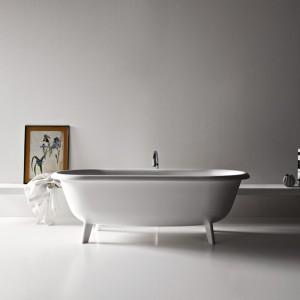 OTTOCENTO de Agape - Bañera de diseño clasico reinterpretado - Tono Bagno - Barcelona