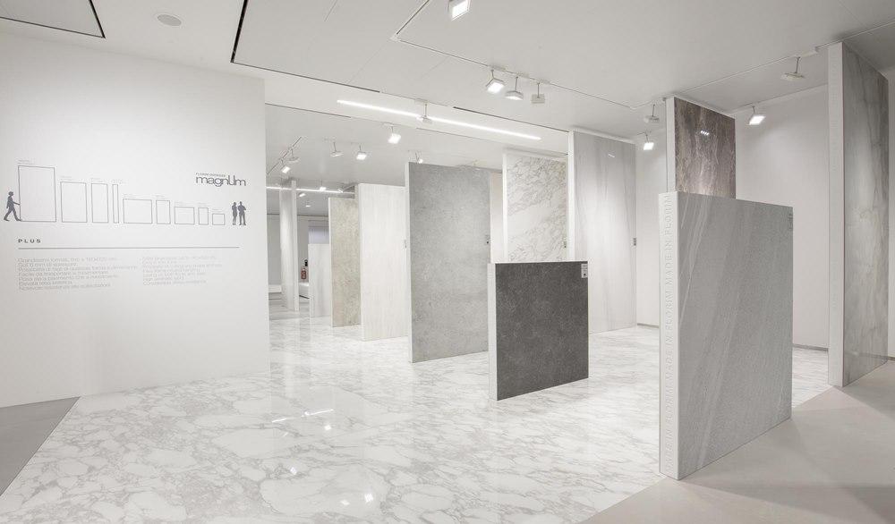 Pavimentos y revestimientos Magnum Florim - pavimentos y revestimientos gran formato - Tono Bagno, Barcelona