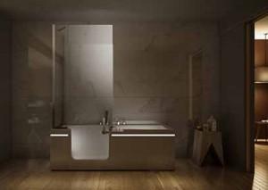 Prêt-à-Porter de teuco, baño-ducha, ducha-baño, Tono Bagno Barcelona