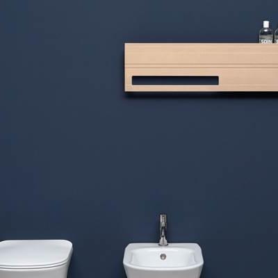 Radiador para baño Horizontal BITLIGHT – Antonio Lupi