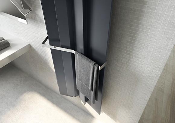 Radiadores de diseño para baños