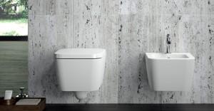 Rimfree Pozzi Ginori inodoros de diseño innovadores Tono Bagno Barcelona