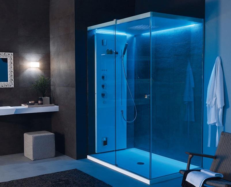 Teucco duchas LIGHT XXL - Duchas para el baño de diseño - Tono Bagno - Barcelona