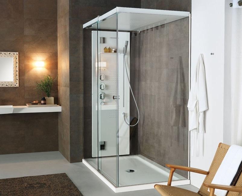 Cabinas de ducha dimensiones - Cabinas de duchas de bano ...