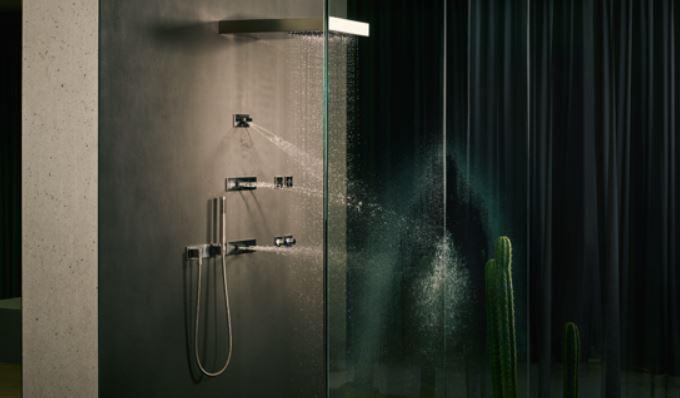 Toberas para duchas Dornbracth