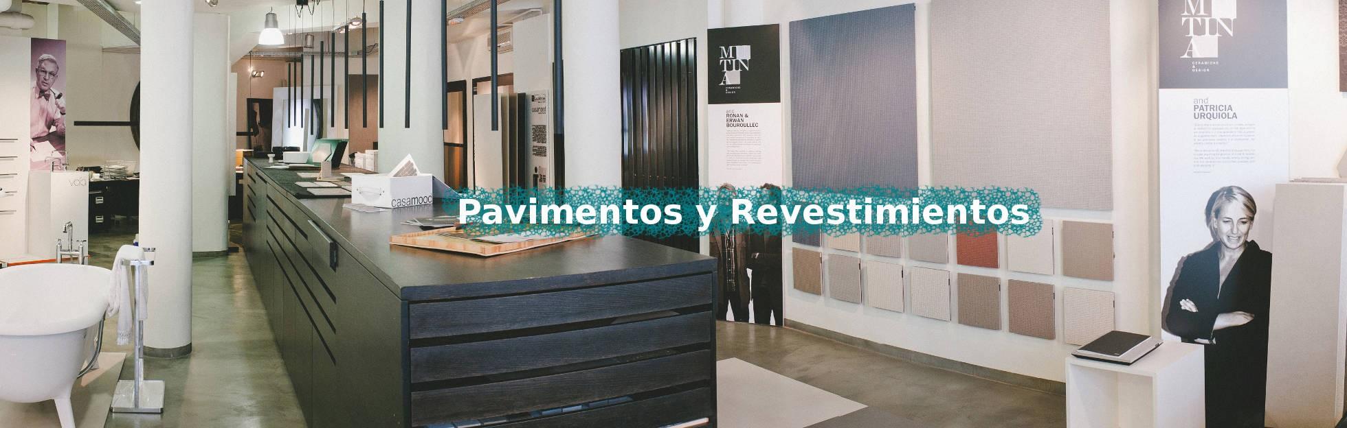 tienda de pavimentos y revestimientos barcelona