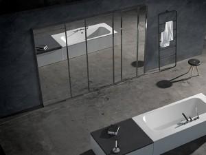 camerino espejo armario inbani KA