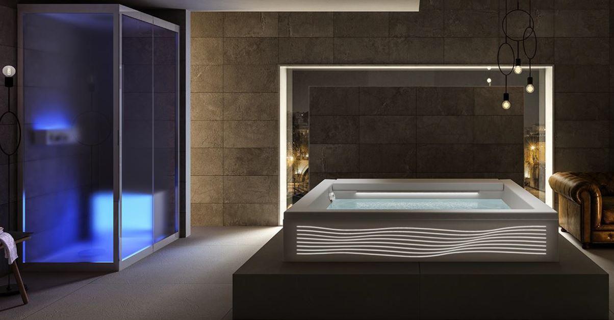 ultimas novedades para cuartos de baño modernos | Tono Bagno