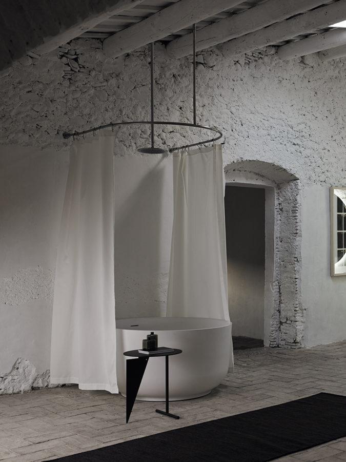 novedades baños 2018, bañera inbani origin