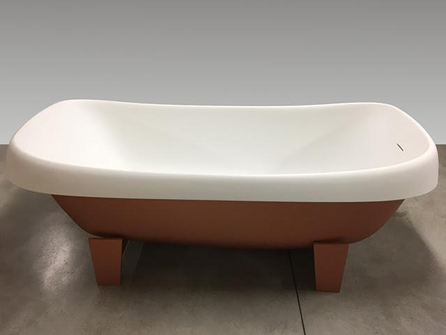 bañera pear cut