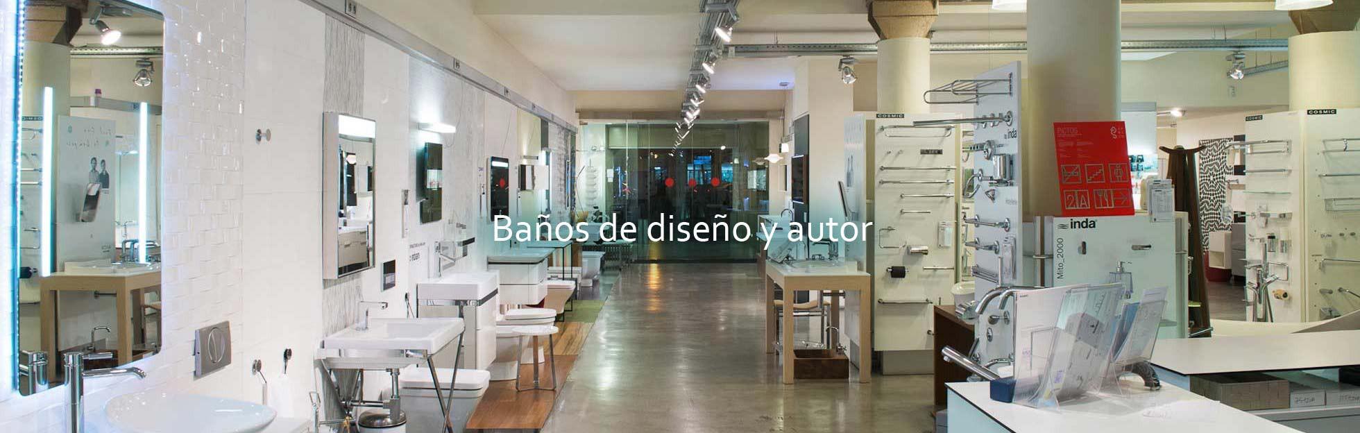 Tienda baños de diseño Tono Bagno