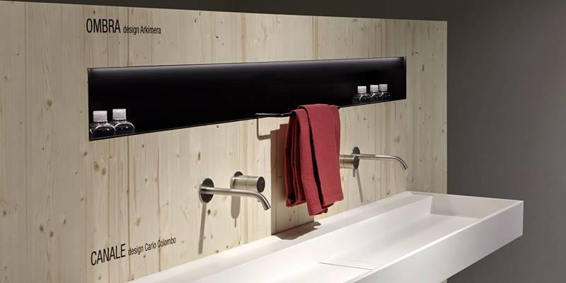novedades baños 2018, estanteria cuarto de baño