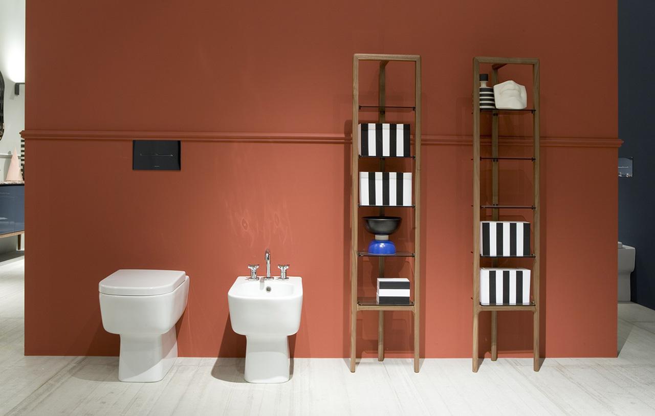 Cabinas De Baño Decoradas:inodoros bides de diseño para el baño Antonio Lupi il bagno Tono