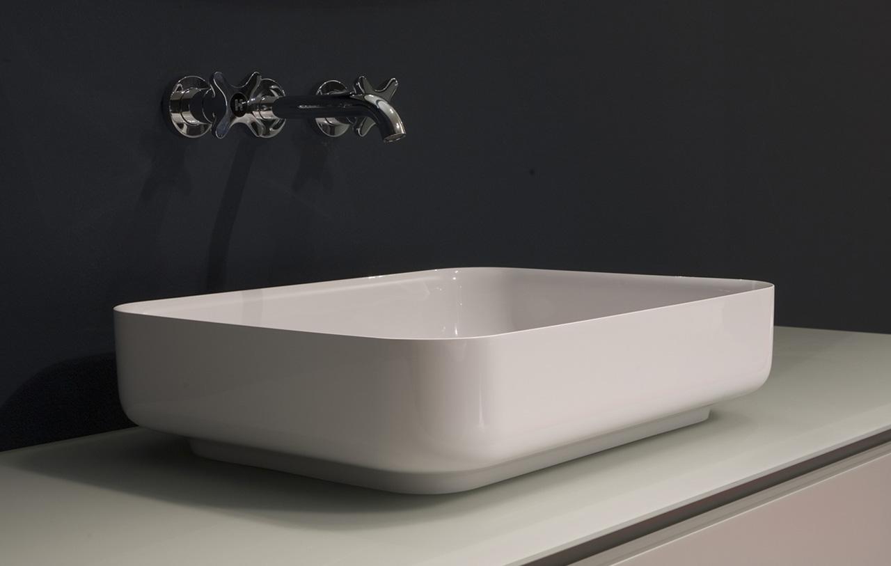 Cabinas De Baño Decoradas:Baños de diseño – Antonio Lupi Il Bagno – Tono Bagno – Barcelona