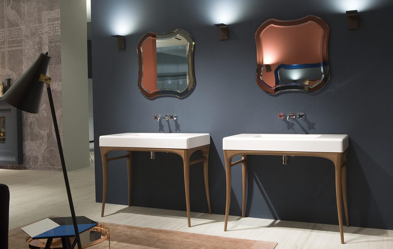 Cabinas De Baño Decoradas: espejos baños barcelona