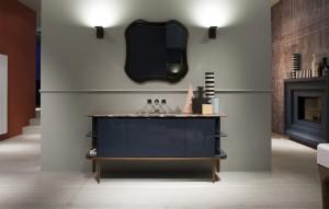 mampara moderno para baño - mobiliario de diseño - Tono Bagno - Barcelona