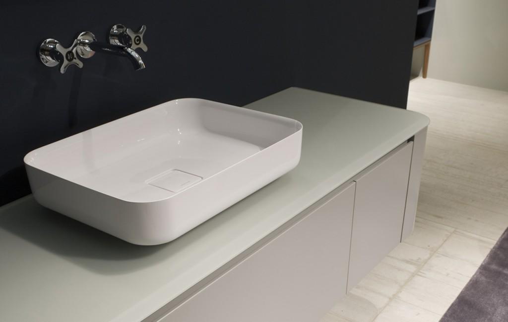 pica moderna de baño il bagno Antonio Lupi Tono Bagno Barcelona