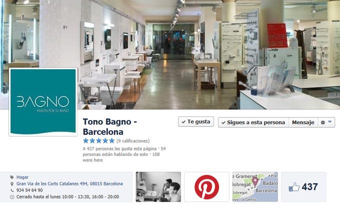 Facebook Tono Bagno