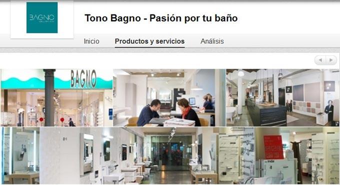 Linkedin Tono Bagno
