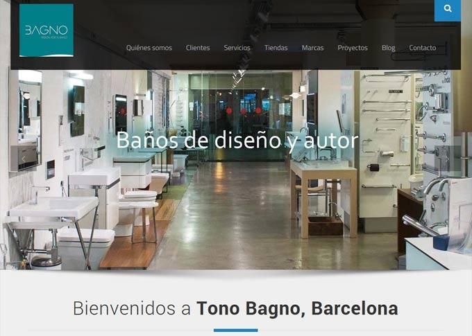 baños de diseño barcelona, todo baño