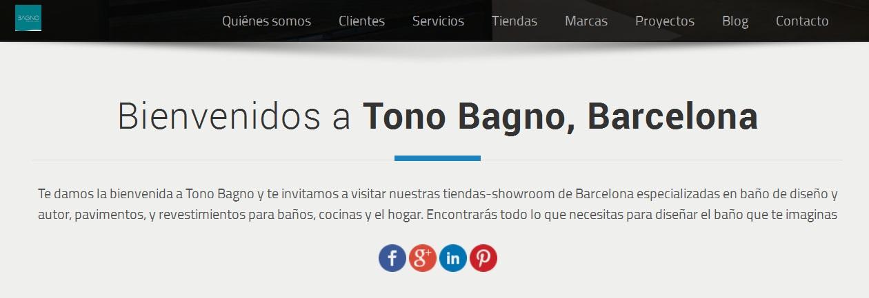 Tono Bagno, pasión por tu baño