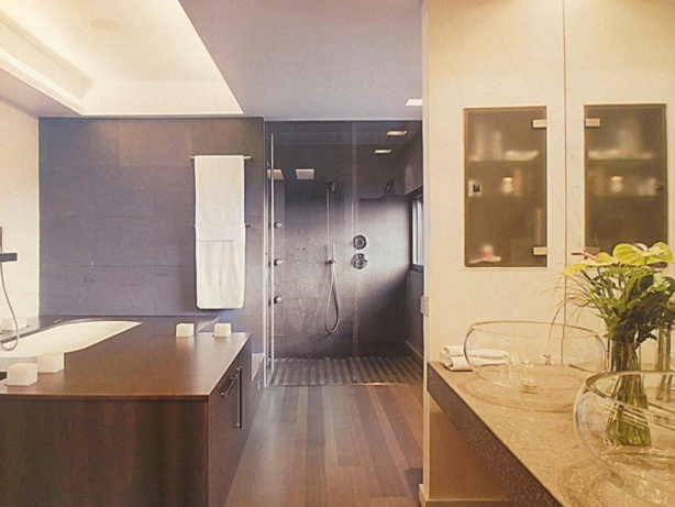 cuarto baño casa