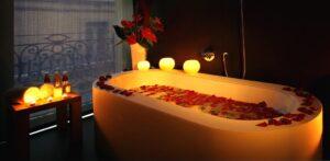 proyecto hotel baños barcelona