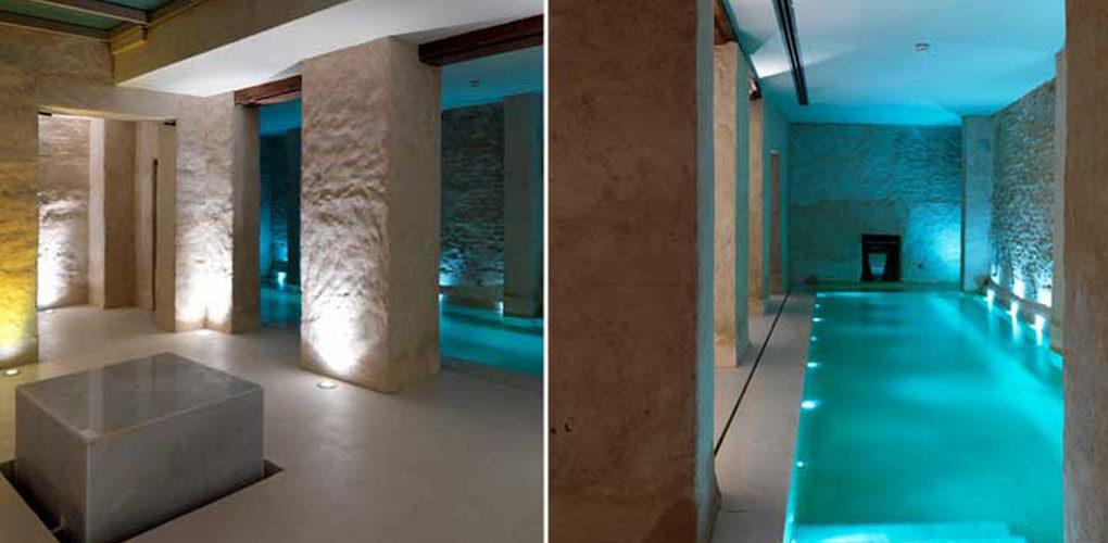hotel spa baños