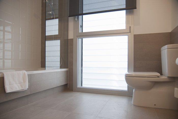 diseño baños apartamentos