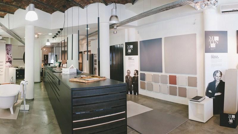 Tienda de pavimentos barcelona tienda de revestimientos for Pavimentos para banos