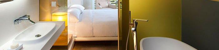 grifería para baños de hoteles, grigfos para baños de hoteles