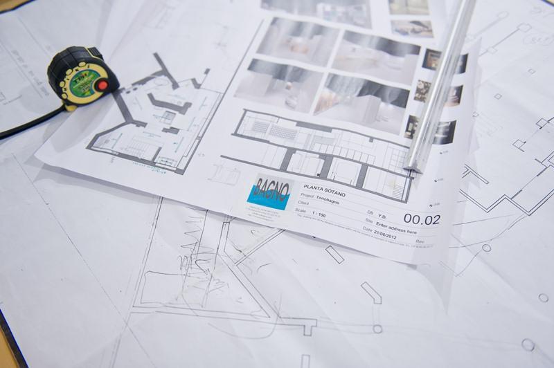 diseño de baños modernos, bagno barcelona baños de diseño