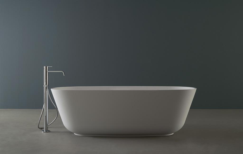 baños de diseño, Tono Bagno baños modernos cemento - AntonioLupi