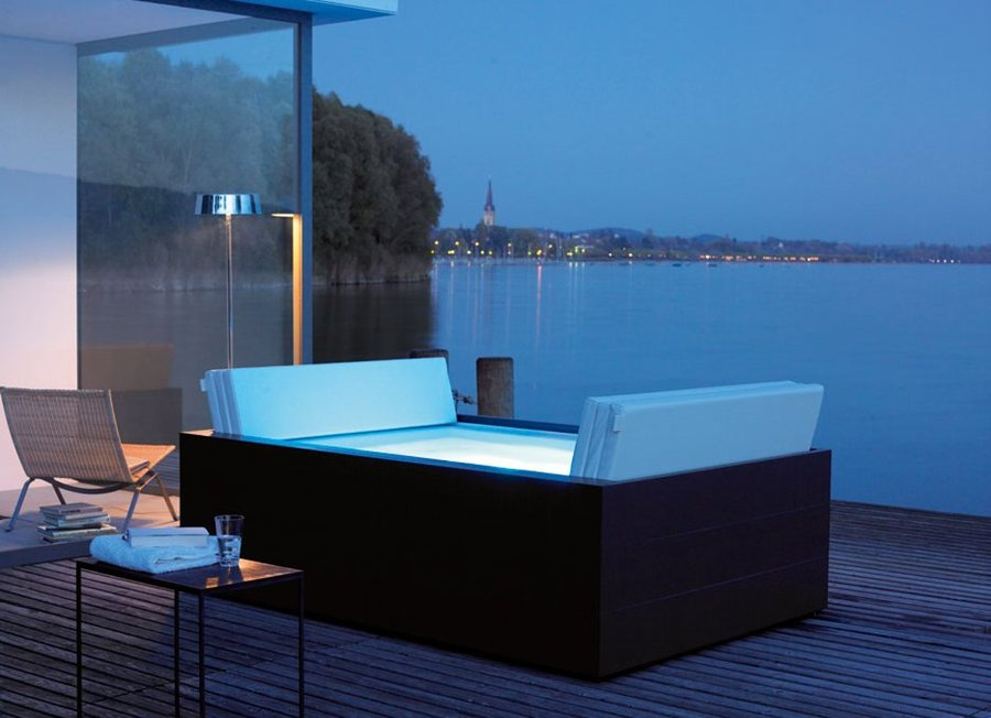 Tono Bagno, mini piscinas hoteles