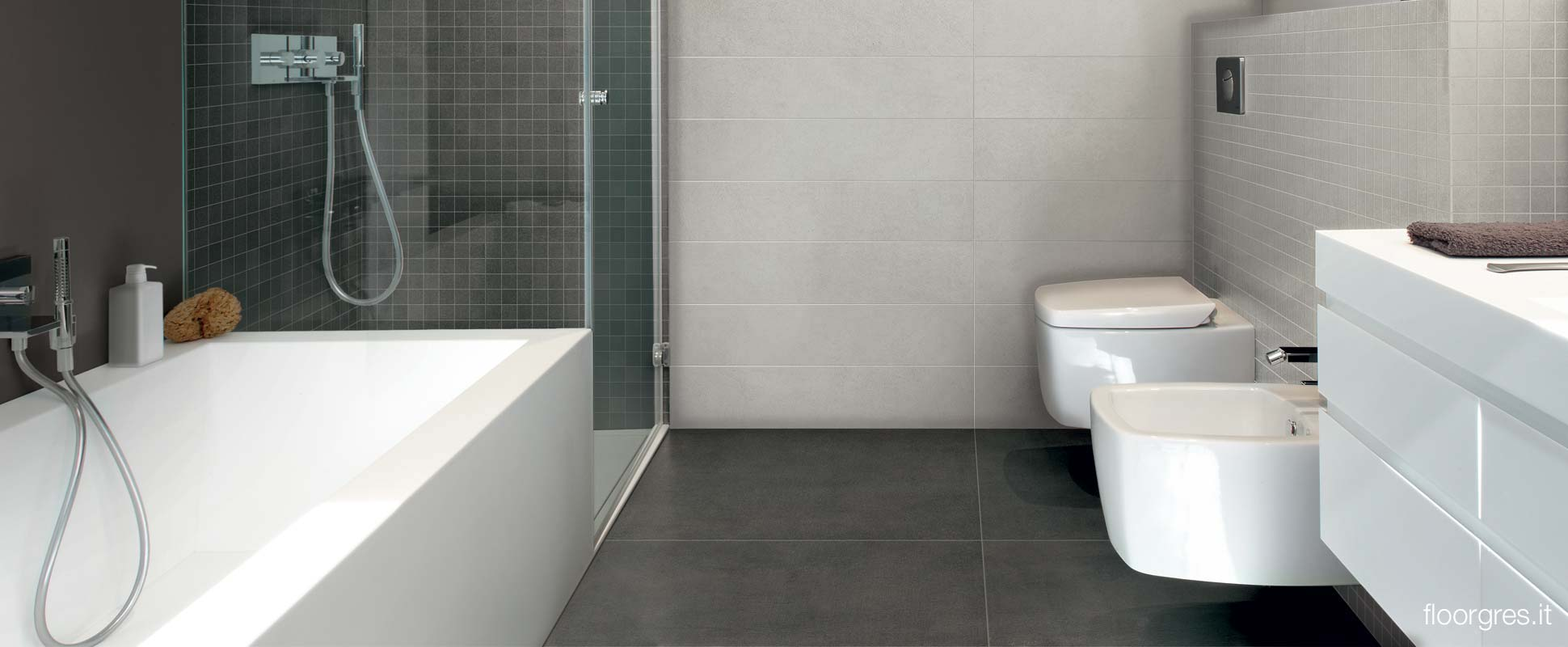 Tono Bagno - Floorgress Floortech baño1