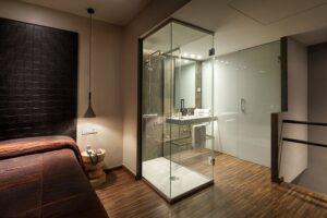 diseño baños hotel barcelona