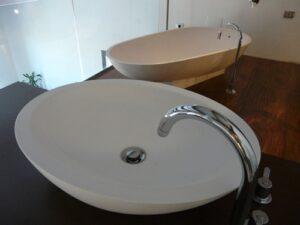 diseño baño loft barcelona