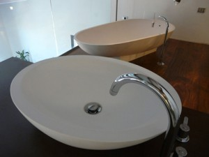 Tono Bagno Loft 22@ Barcelona baño loft