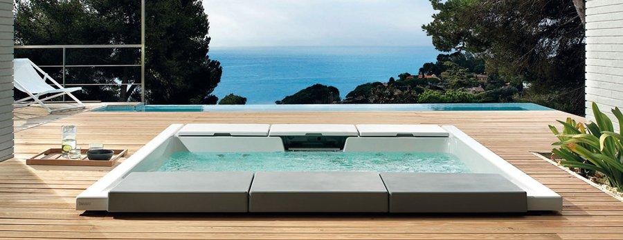 tono bagno, mini piscinas