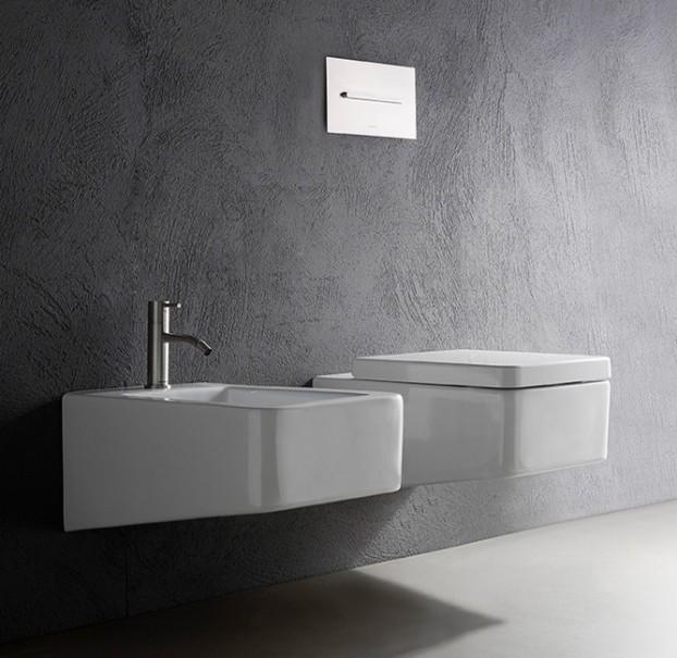 baños de diseño, diseño de Baños modernos cemento , AntonioLupi Tono Bagno