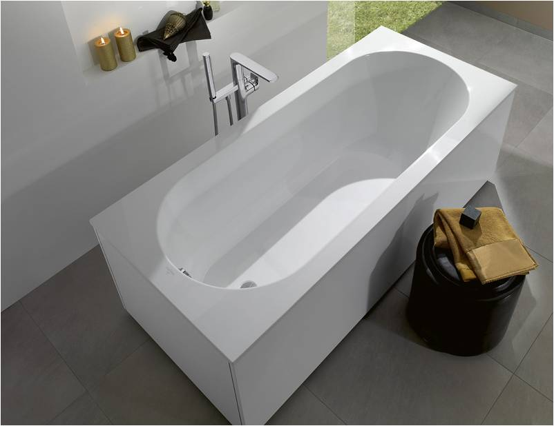 Villeroy & Boch bañera Targa, Tono Bagno
