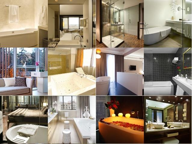 baños hoteles de lujo. TonoBagno