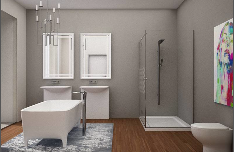 Pisos Para Baño Modernos:diseño de baños, tonobagno baños de diseño moderno